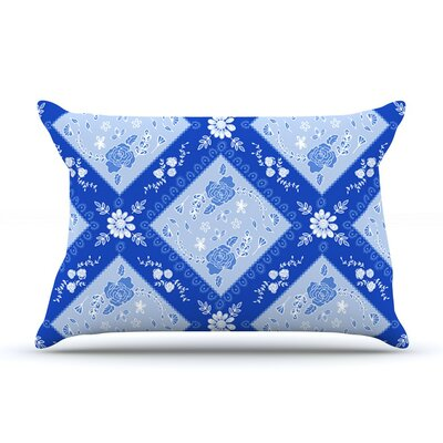 Diamonds by Anneline Sophia Cotton Pillow Sham