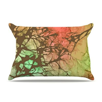 Fire Skies by Alison Coxon Featherweight Pillow Sham