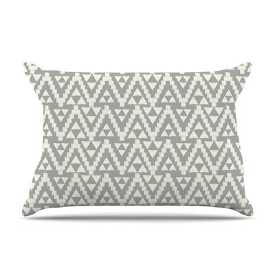 Geo by Amanda Lane Cotton Pillow Sham