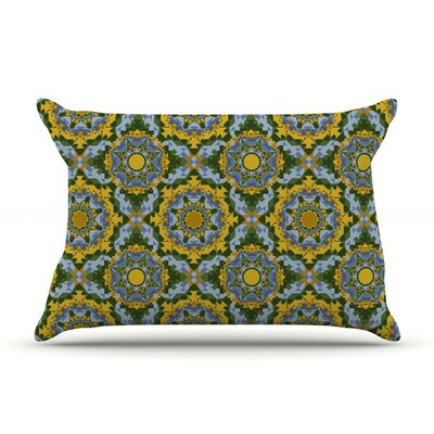 Aztec Boho by Anneline Sophia Blue Featherweight Pillow Sham