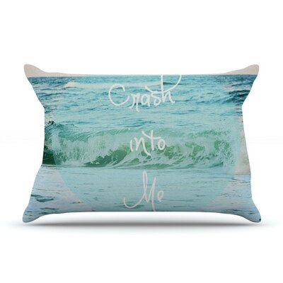 Crash Into Me by Beth Engel Featherweight Pillow Sham