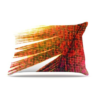 Feather Pop by Alison Coxon Featherweight Pillow Sham