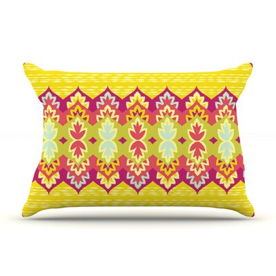 Bohemia by Amanda Lane Cotton Pillow Sham