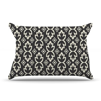 Bohemia by Amanda Lane Dark Cotton Pillow Sham