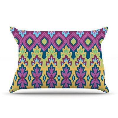 Boho Chic by Amanda Lane Purple Featherweight Pillow Sham