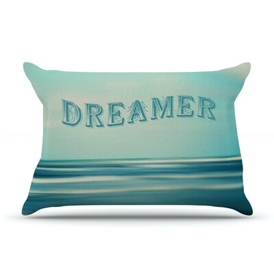 Dreamer by Ann Barnes Cotton Pillow Sham