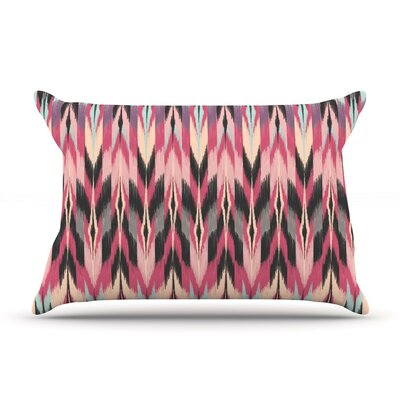 Dreamhaze Tribal by Amanda Lane Cotton Pillow Sham
