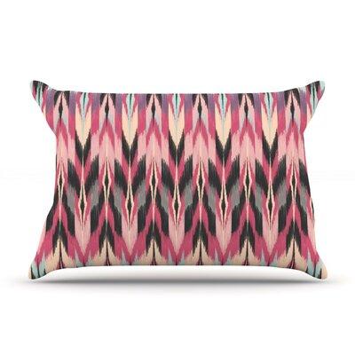 Dreamhaze Tribal by Amanda Lane Cotton Pillow Sham