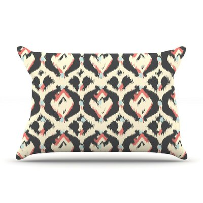 Moonrise Abikat by Amanda Lane Cotton Pillow Sham
