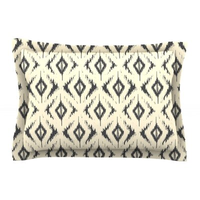 Moonrise Diaikat by Amanda Lane Cotton Pillow Sham