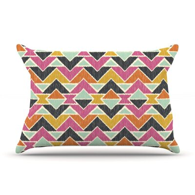 Sequoyah Arrows by Amanda Lane Cotton Pillow Sham