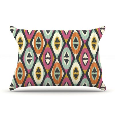 Sequoyah Diamonds by Amanda Lane Cotton Pillow Sham