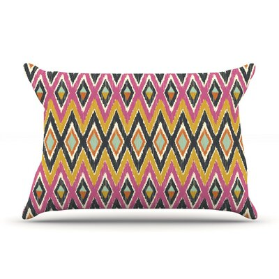 Sequoyah Tribals by Amanda Lane Cotton Pillow Sham
