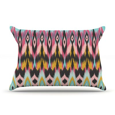 Bohotribal by Amanda Lane Cotton Pillow Sham