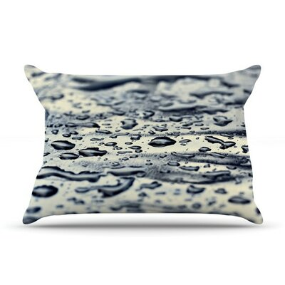 Ice by Ingrid Beddoes Cotton Pillow Sham