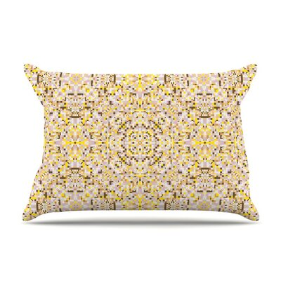 Hint by Allison Soupcoff Beige Featherweight Pillow Sham