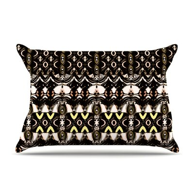 The Palace Walls by Dawid Roc Brown Featherweight Pillow Sham
