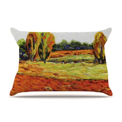Summer Breeze by Jeff Ferst Foliage Featherweight Pillow Sham