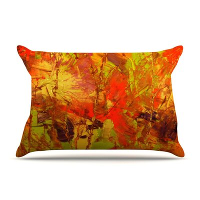 Autumn by Jeff Ferst Cotton Pillow Sham
