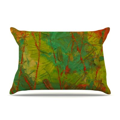 Evergreens by Jeff Ferst Cotton Pillow Sham
