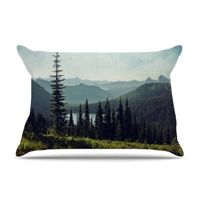 Discover Your Northwest by Sylvia Cook Landscape Featherweight Pillow Sham
