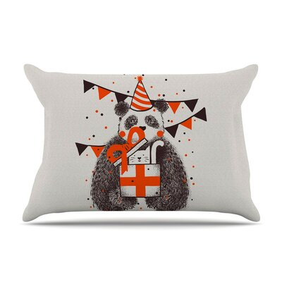 Happy Birthday by Tobe Fonseca Cotton Pillow Sham