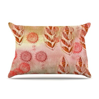 Summer Music by Marianna Tankelevich Featherweight Pillow Sham
