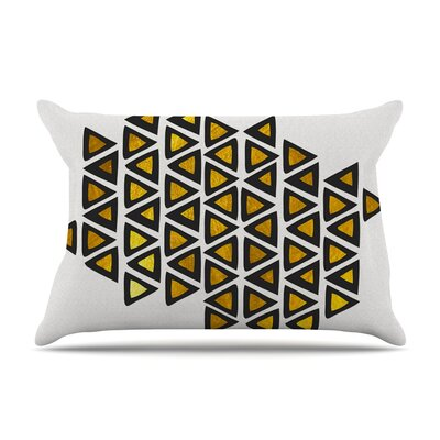 Inca Tribe by Pom Graphic Design White Featherweight Pillow Sham