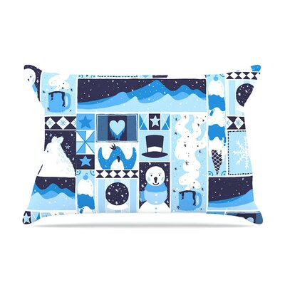 Winter by Tobe Fonseca Seasonal Featherweight Pillow Sham