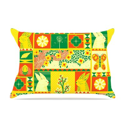 Spring by Tobe Fonseca Cotton Pillow Sham