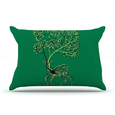 Nectar by Tobe Fonseca Deer Featherweight Pillow Sham
