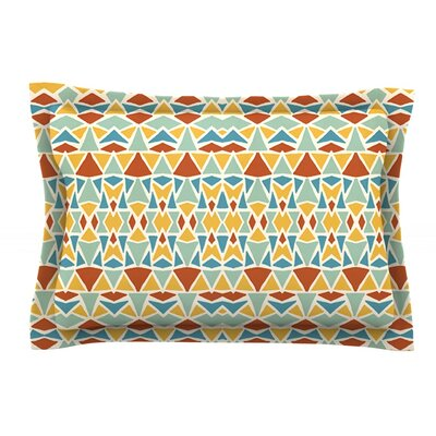 Imagination by Pom Graphic Design Cotton Pillow Sham
