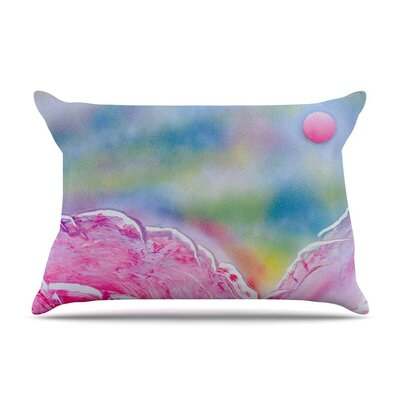 Hideaway by Infinite Spray Art Blue Featherweight Pillow Sham