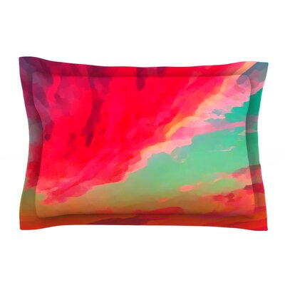 Apetto Allalba by Oriana Cordero Cotton Pillow Sham