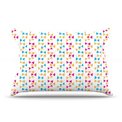 Lets Celebrate by Apple Kaur Designs Cotton Pillow Sham