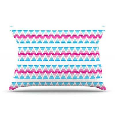 Swimming Pool Tiles by Apple Kaur Designs Featherweight Pillow Sham,