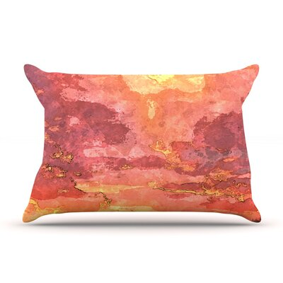 Horizon by Oriana Cordero Sky Cotton Pillow Sham