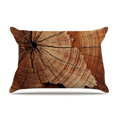 Rustic Dream by Susan Sanders Wood Featherweight Pillow Sham