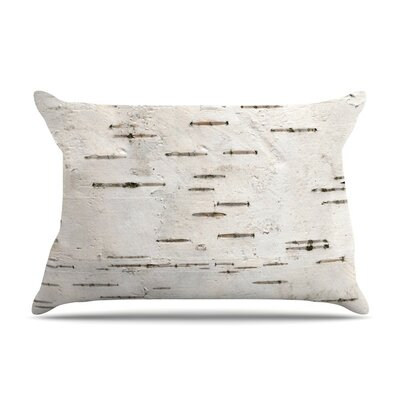 Painted Tree by Susan Sanders Rustic Featherweight Pillow Sham