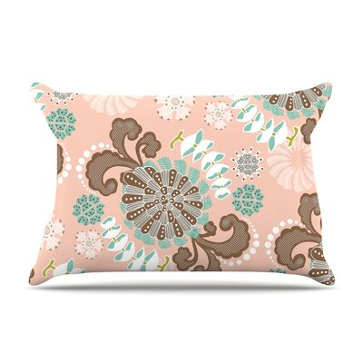 Sea Carnival by Very Sarie Cotton Pillow Sham