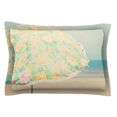 A Summer Afternoon by Laura Evans Cotton Pillow Sham