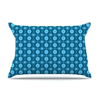 Floral by Nandita Singh Cotton Pillow Sham