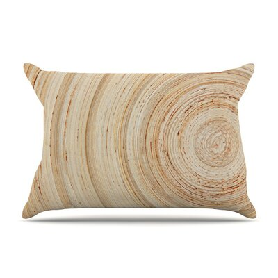 Ring of Life by Susan Sanders Beige Featherweight Pillow Sham