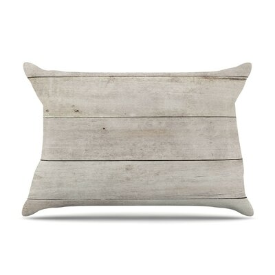 Wash Wood by Susan Sanders Cotton Pillow Sham