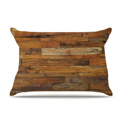 Woodstock by Susan Sanders Tan Featherweight Pillow Sham