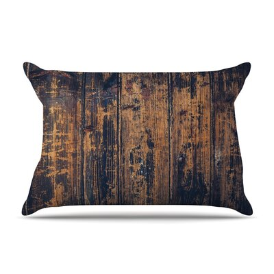 Barn Floor by Susan Sanders Cotton Pillow Sham