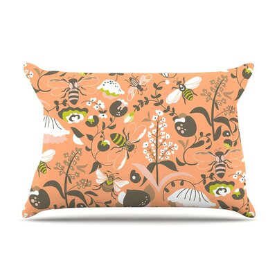 Hope for the Flowers by Very Sarie Coral Featherweight Pillow Sham
