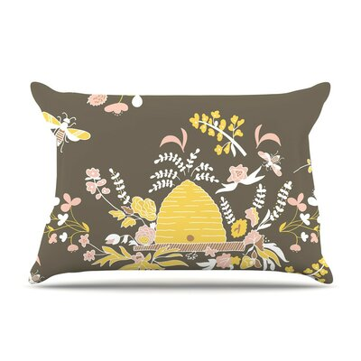 Hope for the Flowers II by Very Sarie Cotton Pillow Sham