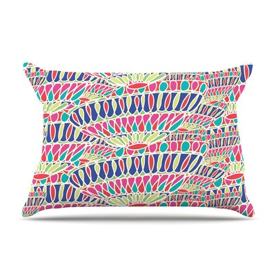 Abundance Magenta by Miranda Mol Cotton Pillow Sham