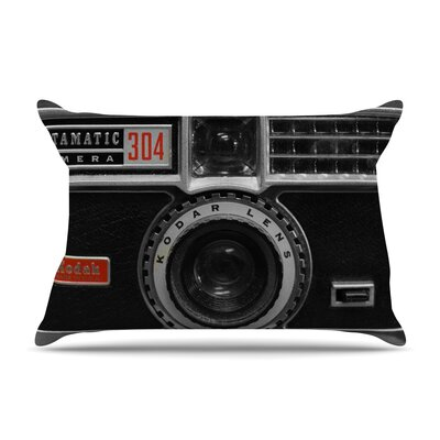 Instamatic by Robin Dickinson Cotton Pillow Sham
